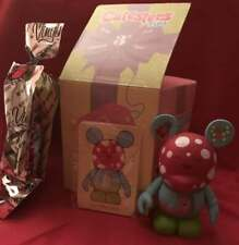 Disney LADY BUG WORM MUSHROOM Mickey Mouse Vinylmation Cutesters Too