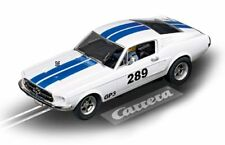 "Carrera Evolution Ford Mustang 289 No.21 Slot ""Set"" Race Car 1:32 Scale CAR27450"
