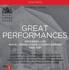 Royal Opera - Great Performance Covent Garden Royal Opera Live 1955-1997