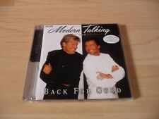 CD Modern Talking - Back for good - The 7th Album - 1998