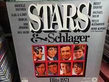 STARS & Schlager: Hits 1971: Vinyl LP: ARIOLA: DEUTSCHER SCHALLPLATTENCLUB