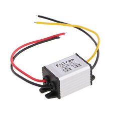 DC-DC Converter 12V to 5V 3A  Power Supply Module Micro USB Waterproof