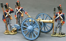 KING & COUNTRY REMERBER ALAMO RTA030 Mexican Artillery Set SET RETIRED