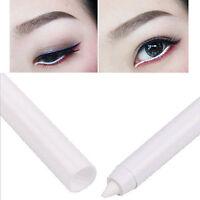 1~5PC White Eyeliner Pencil Eye Liner Waterproof Long Lasting Under Eye Brighten