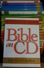 * Holy BIBLE ON CD:NEW Set of 18 Boxed Audio CDs of the New Testament, KJV