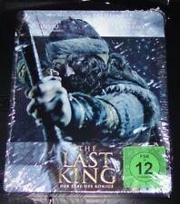 THE LAST KING DER ERBE DES KÖNIGS LIMITIERTE STEELBOOK EDITION BLU RAY NEU & OVP