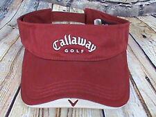 Callaway Golf Adjustable Visor Hat