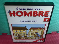 ERASE UNA VEZ EL HOMBRE - N. 9 - LOS CAROLINGIOS
