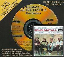 SEALED AUDIO FIDELITY GOLD CD  JOHN MAYALL  ERIC CLAPTON  BLUES BREAKERS