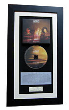 LONDON GRAMMAR If You Wait CLASSIC CD TOP QUALITY FRAMED+EXPRESS GLOBAL SHIPPING