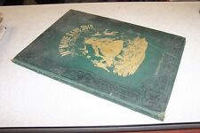 cartonnage MADEMOISELLE MARIE SANS SOIN PAR BERTALL HACHETTE 1878