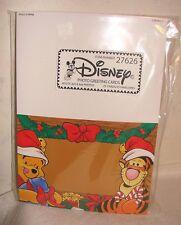 Disney POOH TIGGER Photo Greeting Cards...With Envelopes...Set of 25...L@@K