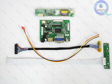 HDMI+AV(Composite) LCD controller Snowflakes No Blue Screen Kit for LTN170WP-L02