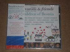PAVAROTTI & FRIENDS FOR THE CHILDREN OF BOSNIA - CD RUSSIA SIGILLATO (SEALED)