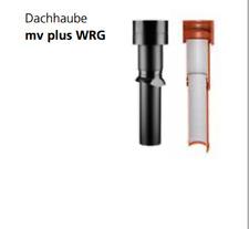 Dachhaube mv plus WRG speziell für kontrollierte Wohnungslüftung 160/150 160/125