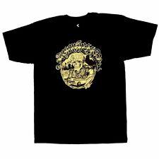 Dogtown X Suicidal Tendencies Jason Jessee CHUCO MORENO ART Shirt BLACK MEDIUM
