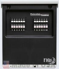 Midnite Solar, Pv8-Mc4 Pre-Wired Combiner Box