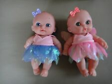 JC Toys Lil' Cutesies Berenguer Twin Baby Dolls 8.5""