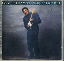 Robert Cray Band - Strong Persuade POLYGRAM RECORDS CD  1986