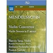 Felix Mendelssohn - Mendelssohn: Violin Concertos; Violin Sonata in F minor (2013)