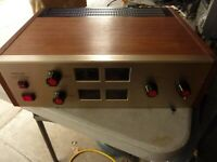 Rare! Vintage PIONEER QM-800A 4 Channel Power Amplifier / Amp - Made in Japan