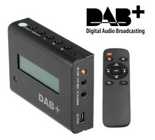 rz Ricevitore radio digital DAB+ plus receiver casa auto sintonizzatore adattato