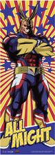 MY HERO ACADEMIA - ALL MIGHT HUMAN SIZE SE WALLSCROLL COLLECTIBLE WALL ART