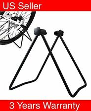 B03-Bike Cycling Folding Wheel Rack Stand Kickstand Repair Parking Holder Stands