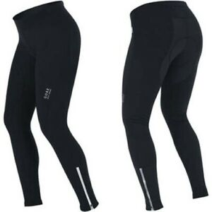 Gore Sportive-SO Lady Tights, Fleece, Wind-Stopper, Padded, S