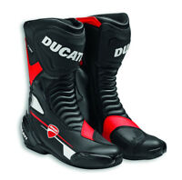DUCATI Alpinestars SPEED EVO Racing Stiefel Schuhe Boots Shoes wasserdicht NEU !