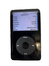 Apple iPOD Black Video 30GB Classic 5th Generation MA446LL Windows Format