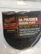 Meguiar's DA Polisher Backing Plate - W68DA