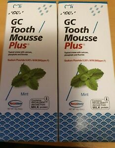 GC Tooth Mousse PLUS    x  2  Mint