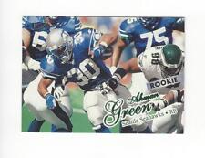 1998 Ultra #404 Ahman Green RC Rookie Seahawks Packers
