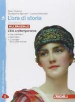 L'ORA DI STORIA VOL.3 multimediale, PAOLUCCI, ZANICHELLI COD:9788808501042
