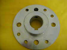 "Western Auto Outdoor Go kart Sprocket Hub, Fits 1"" Axle, 1/4"" keyway"
