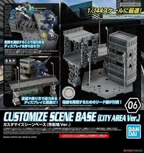 Gundam: Customize Scene Base - #6 -  City Area Ver 1/144 - NIB SEALED
