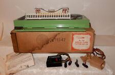 American Flyer Rare 766 Animated Station Very Nice Complete & Original Box & Inx