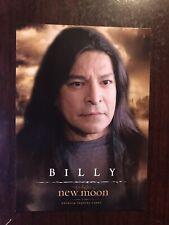 2009 NECA Twilight New Moon #23 - Billy