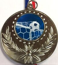 Football Man of the match medal With FREE ENGRAVING + FREE P&P