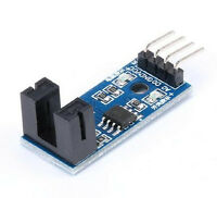 1 pcs 4 PIN IR Infrared Speed Sensor Module 3.3V-5V For Arduino