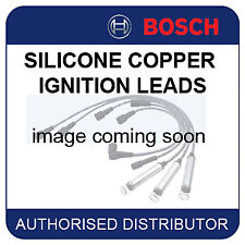 VW Polo Classic 1.4 [6V2] 10.99-09.01 BOSCH IGNITION CABLES SPARK HT LEADS B308