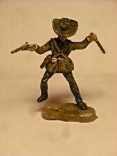 Soldatino ToySoldier Cromoplasto ISAS Made in Italy Nordista cm 7,5