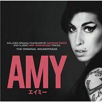 THE ORIGINAL SOUNDTRACK AMY WINEHOUSE JAPAN CD