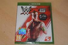 WWE 2K15 Xbox One With Sting DLC BRAND NEW & SEALED