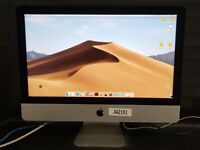 "Apple iMac MK452LL/A Core i5 3.1 21.5"" 8GB 1TB Retina 4k - LOADED!"