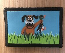 Nintendo Duck Hunt Morale Patch Tactical Military Army Funny Flag USA Army
