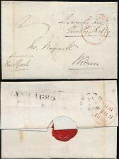 SCOTLAND 1839 LYNWILG MILEAGE to PERTH