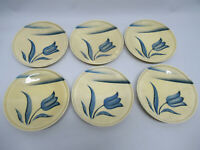 Roesler Keramik 6 Dessert Teller