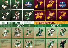 Celtic v Motherwell - Betfred Scottish League Cup Final + Semi-Final v Hibs 2017